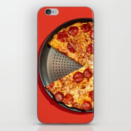 Pizza Time iPhone Skin