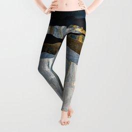 Painted Mountains Leggings