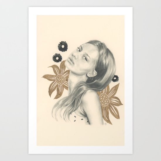 Bloom III Art Print