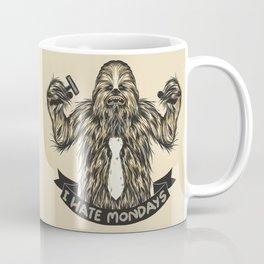 Chewie I Hate Mondays Coffee Mug