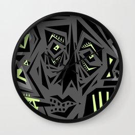 The Ringmaster Won't Let Go! Wall Clock