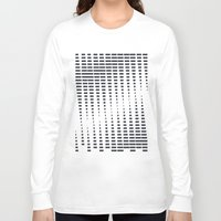 moon phases Long Sleeve T-shirts featuring 2012 Moon Phases by ChMz