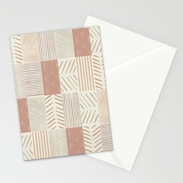 Rustic Tiles 02 Stationery Cards