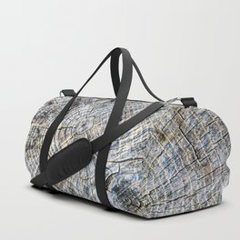 Old Tree Rings Duffle Bag