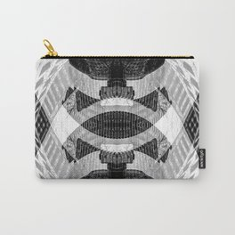 Abstract #2 College and Yonge Carry-All Pouch