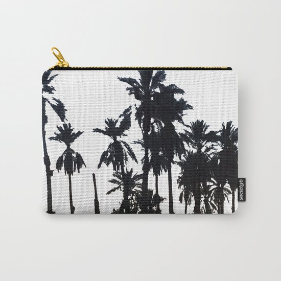 Date Palm Trees 3 Carry-All Pouch