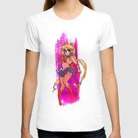 sailor moon T-shirts featuring Sailor Moon by Peach Mork