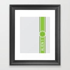 Alien Series - One Framed Art Print