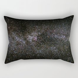 Milky Way Stars Rectangular Pillow