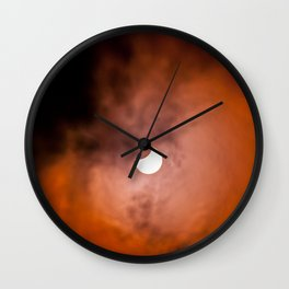 Solar Eclipse 2017 Wall Clock