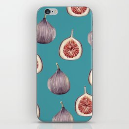 Figs #society6 #buyart iPhone Skin