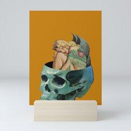 Alone Mini Art Print