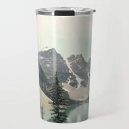 Moraine Lake Travel Mug