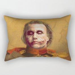 The Joker General Portrait | Fan Art (Personal Favorite) Rectangular Pillow