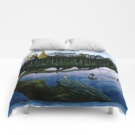 The Actuarium Comforters
