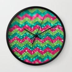 Candy Wonderland Wall Clock
