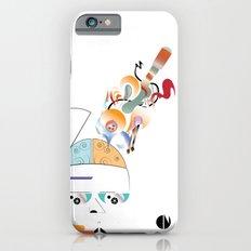 Art On The Brain iPhone 6s Slim Case