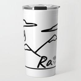 Crazy Raisins Travel Mug