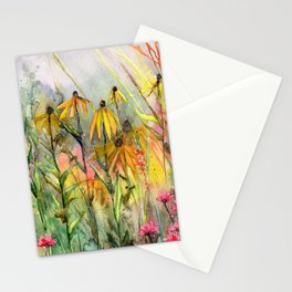 Uncertain Sunlight Stationery Cards