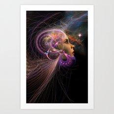 Starborn Art Print