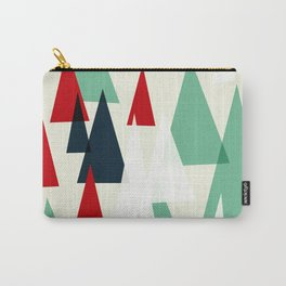 Abstract Forest by Friztin Carry-All Pouch