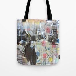 Belmont Ave Tote Bag
