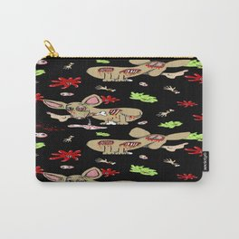 Zombie Chihuahua Carry-All Pouch