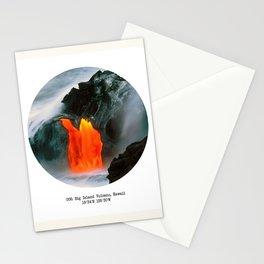 006: Big Island Volcano, Hawaii Stationery Cards