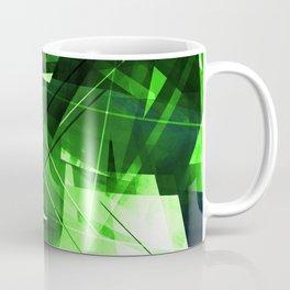 Elemental - Geometric Abstract Art Coffee Mug