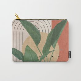 Nature Geometry V Carry-All Pouch