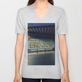 Brixton, south west London Unisex V-Neck