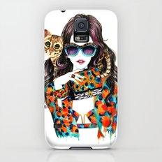 Kenzo Girl Galaxy S5 Slim Case