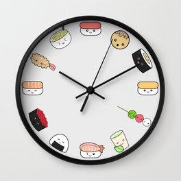 Itadakimasu! Wall Clock