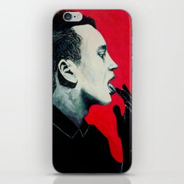 Where All Your Blood is Washed Away iPhone Skin