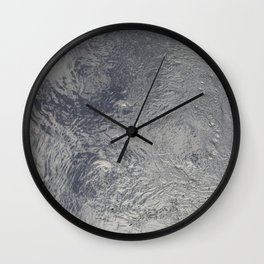 Water Texture #1 Wall Clock