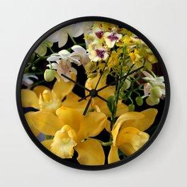 A Bit Stemmy Wall Clock