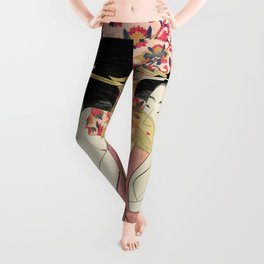 The Shy Girl Leggings