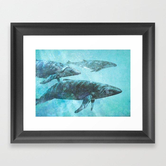 Pod  Framed Art Print