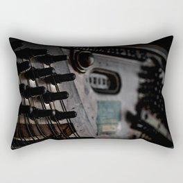 STILL GOING Rectangular Pillow