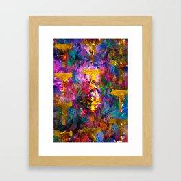 UZI Framed Art Print