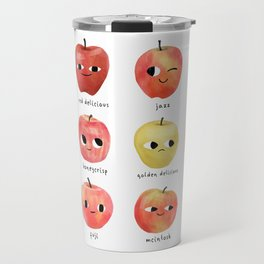 Apple Season Travel Mug
