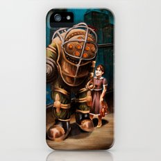 Bioshock Slim Case iPhone (5, 5s)