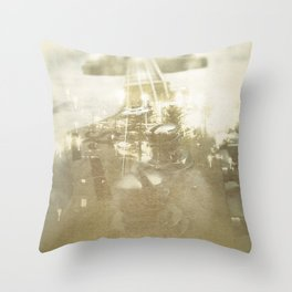Spring Sessions Throw Pillow