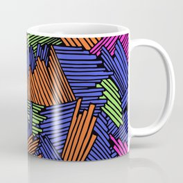 Happy Abstract Nr:05 Coffee Mug