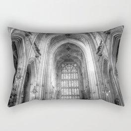 Royal Bath Abbey Rectangular Pillow