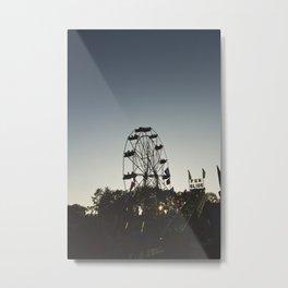 June Metal Print