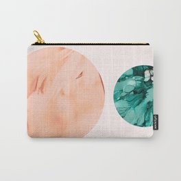 Circles Carry-All Pouch