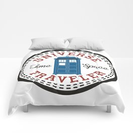 Doctor Who Converse Time Traveller Comforters