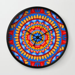 Oneness Tribe Wall Clock