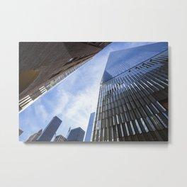 One World Trade Center, NY Metal Print
